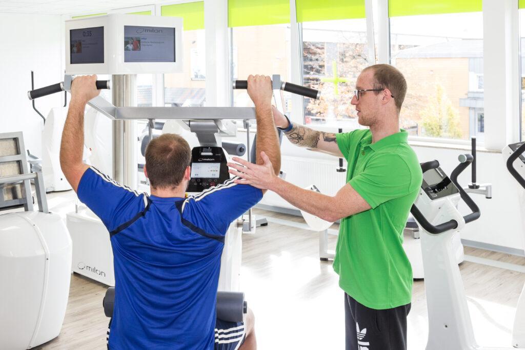 Fitnesstraining_Milon