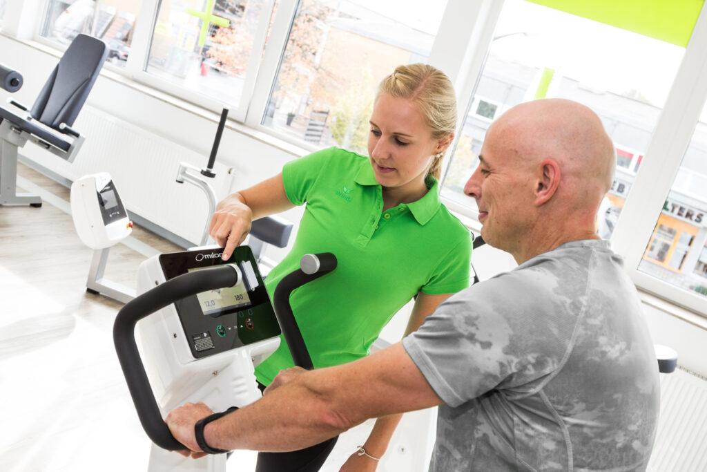 Fitnesstraining_Milon 2